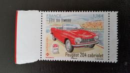 France Timbre Année 2020 Fête Du Timbre Peugeot 204** (issu Du BF) - Unused Stamps