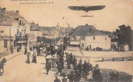 Paray Le Monial Aviation 12 Avenue De La Gare Et Vol Tabuteau Combier La Clayette NR Attention état - Paray Le Monial