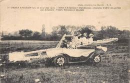 Paray Le Monial Aviation 5 Vidart De Divonne Divetain De Cherbourg Tabuteau Combier La Clayette NR Attention état - Paray Le Monial