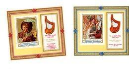 Rwanda 1969-Renoir,Hals-Peinture Dans La Musique-B17/18***MNH-Dentelé - Impressionisme