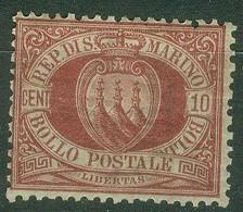 Saint-Marin YT N° 28 Neuf Bc - Unused Stamps