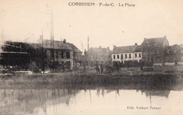 62 - CORBEHEM - La Place - Autres Communes