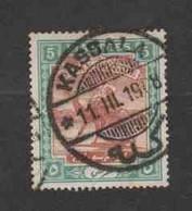 SOUDAN (Y&T) 1898 - N°15  * MEHARISTE POSTIER*   5p. Obli  () - Sudan (...-1951)