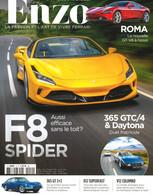 ENZO MAGAZINE 10 F8 SPIDER - Auto/Motor