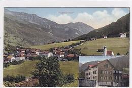 Fideris-Dorf  - Gasthaus Zum Sternen - 1916          (P-297-00904) - GR Grisons
