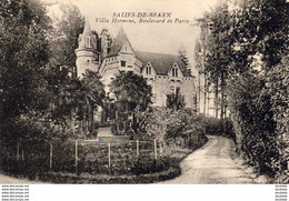 D64  SALIES-DE-BEARN  Villa Hermine, Boulevard De Paris  ..... - Salies De Bearn