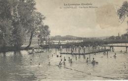 Luneville   Les Bains Militaires - Luneville
