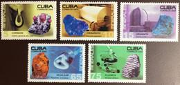 Cuba 2004 Minerals MNH - Ongebruikt