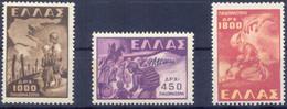 Greece 1949 Children Abduction  MNH LUX VF/X - Nuovi