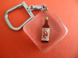 Porte Clefs Style  Bourbon - à Bulle - Alcool Ambassadeur Aperitif  Cusenier - Key-rings