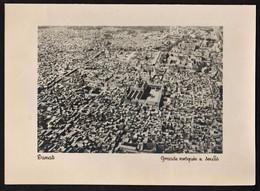 SYRIE: Lot De 2 Belles Photos Anciennes: La Grande Mosquée De Damas Et Djeble. Dimensions: 21,5 X 15,5cm - Siria