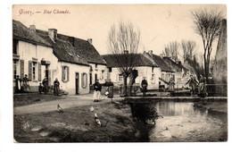 Givry: Rue Chaude - Quevy