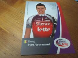 Greg Van Avermaet - Cycling