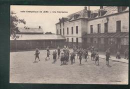 CP - 02 - Asile Evangélique De Lemé - Une Récréation - Andere Gemeenten
