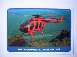 Avion / Airplane / Helicopter / MCDONNEL DOUGLAS / MD 600 - Elicotteri