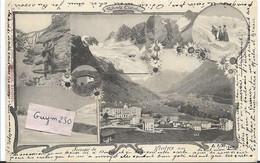 Souvenir De KLOSTERS  ( Pionnière) - GR Grisons