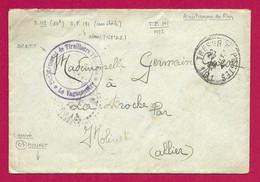 """Enveloppe Datée De 1922 - Armée Française Du Rhin - Oblitération """"Trésor Et Postes - Secteur Postal 191"""" - French Zone"""