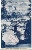 St MORITZ  Skisprung Von Der Julierschanze - GR Grisons