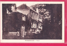 59 - WORMOUT ( WORMOUDT  )° Nord  Cpsm Pf - Wormhout