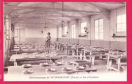59 - WORMOUT ( WORMOUDT  )-----Un Refectoire----  Cpsm Pf - Wormhout