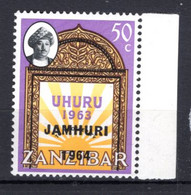 1964 - ZANZIBAR  - Mi. 278 - NH - (5128-3...) - Zanzibar (1963-1968)