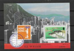 1997 MNH Falkland Islands Mi Block 15 Postfris** - Islas Malvinas