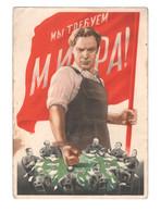 04478 Soviet Russia  1950s  Communist Agitation Propaganda - Politieke Partijen & Verkiezingen