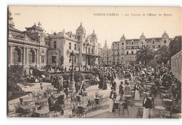 *** 1189 La Terrasse NEURDEIN ***  Monaco MONTE CARLO  MN100 - Terraces