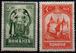 Romania 1929, Scott 348 351, MNH, Union Of Transylvania - Nuevos