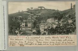 TURQUIE -Salut De Constantinople - Vue De  Bébek -Bosphore -1902   (JANVIER 2021 1017 - Turquia