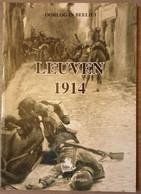 (1914-1918 LEUVEN) Leuven 1914. - Oorlog 1914-18