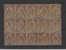 MAYOTTE  YT  N° 2  Obl  1892 - Usados