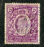 BC 2194 East Africa 1904 SG.27 O         Offers Welcome! ( Cat. £75. ) - Protettorati De Africa Orientale E Uganda