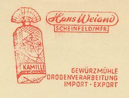 Meter Cut Germany 1969 Camomile - Non Classificati