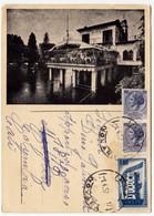 VERBANIA - PALLANZA - ALBERGO RISTORANTE MILANO - 1957 - Vedi Retro - Hotels & Restaurants