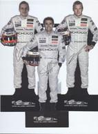 McLaren Autogrammkarten  Trading Cards - Trading Cards