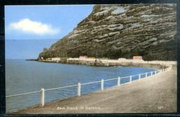 SAINTE HELENE - St. HELENA - Sea Front (carte Vierge) - Saint Helena Island