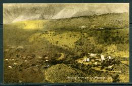 SAINTE HELENE - St. HELENA - Briars Village (carte Vierge) - Saint Helena Island