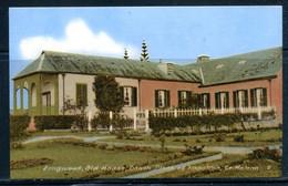 SAINTE HELENE - St. HELENA - Longwood Old House, Death Place Of NAPOLEON (carte Vierge) - Sainte-Hélène