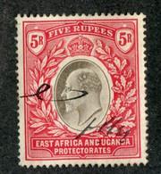 BC 2195 East Africa 1907 SG.30 O Pen Cancel Offers Welcome! - Protettorati De Africa Orientale E Uganda