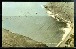 SAINTE HELENE - St. HELENA - The Anchorage (carte Vierge) - Saint Helena Island