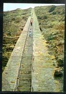 SAINTE HELENE - St. HELENA - JAMESTOWN - Jacob's Ladder, 699 Steps (carte Vierge) - Sainte-Hélène