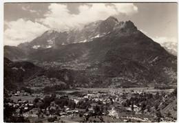 AGORDO CON IL M. AGNER - BELLUNO - 1952 - Belluno