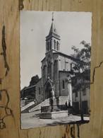 BESSEGES : Eglise Et Monument Aux Morts ................ 201101-1367 - Bessèges