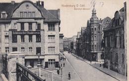HINDENBURG - SCHLESIEN - DEUTSCHLAND - SELTEN UND BELEBTE ANSICHTKARTE 1917.. - Schlesien