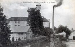 91  BREUILLET VILLAGE   LE MOULIN - Other Municipalities
