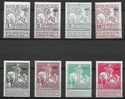 OBP92/99 Met Scharnier* En Postfris** (OBP92/93/98) Zie Scans - 1910-1911 Caritas