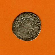 Demi  Gros D'Henri VI De Lancastre Pour Calais A Voir - 1422-1453 Henri VI De Lancastre