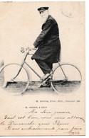M. Kennis à Vélo - Beroemde Personen