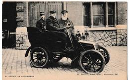 M. Kennis, En Automobile - Famous People
